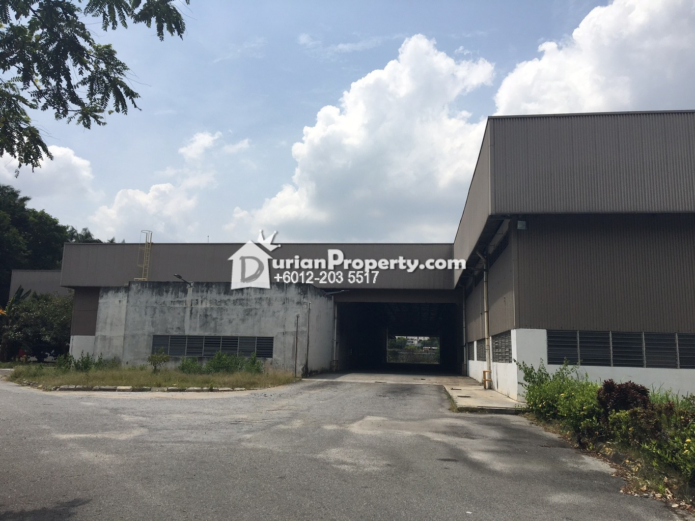 Detached Factory For Rent at Nilai, Negeri Sembilan