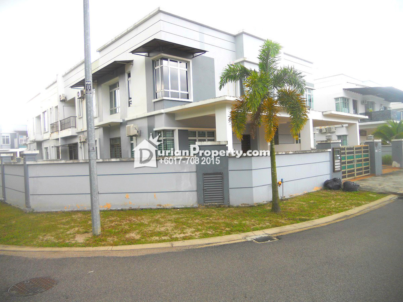 Cluster For Rent At Bestari Heights Nusajaya For RM 2000
