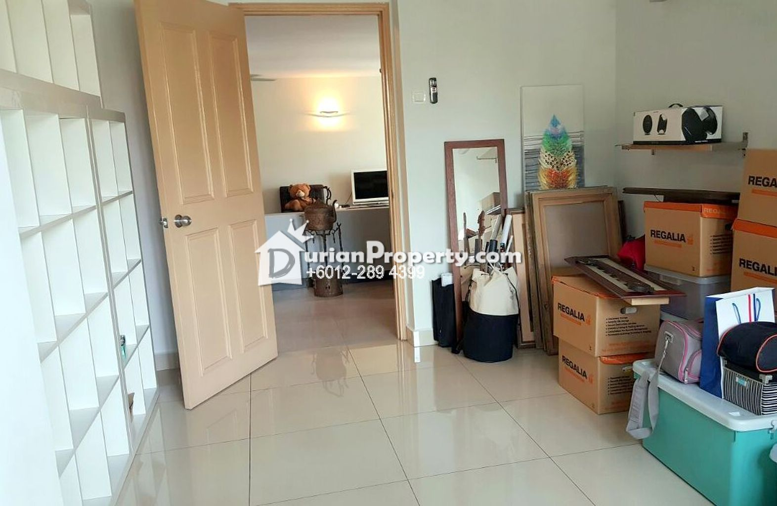 Gasing Heights Condo For Sale