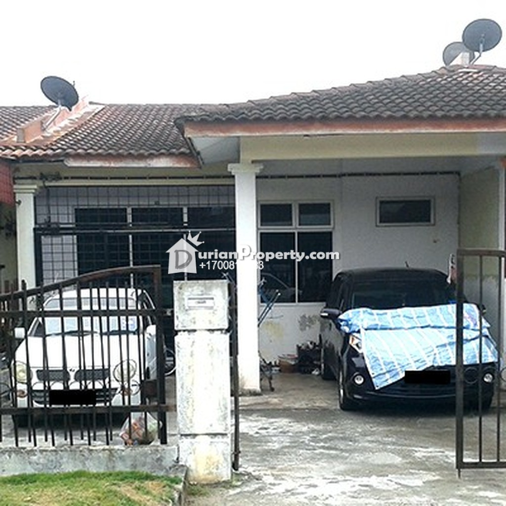 Terrace House For Auction At Kluang, Johor For RM 105,300