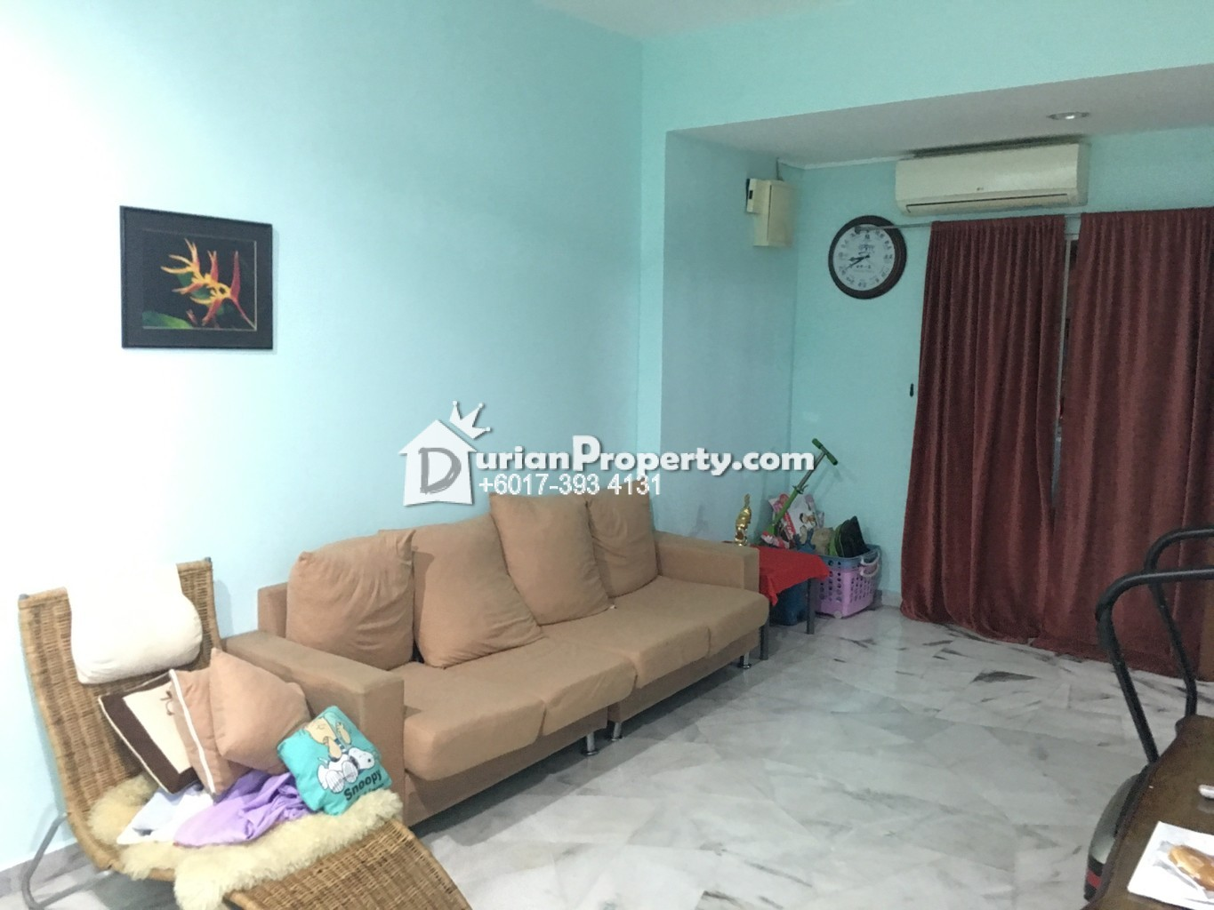 Terrace House For Sale at Taman Tan Yew Lai, Old Klang Road for RM ...