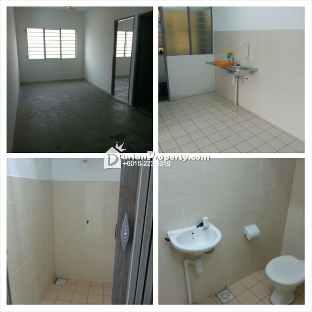 Flat For Rent At Aman Perdana Klang For Rm By Kelvin Yong