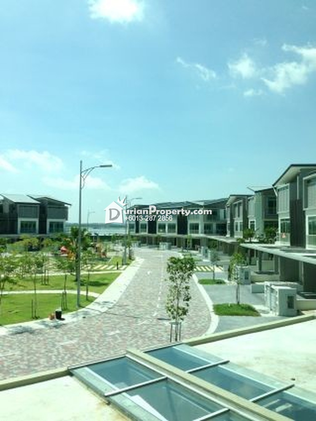 Terrace House For Sale at D'Island, Puchong
