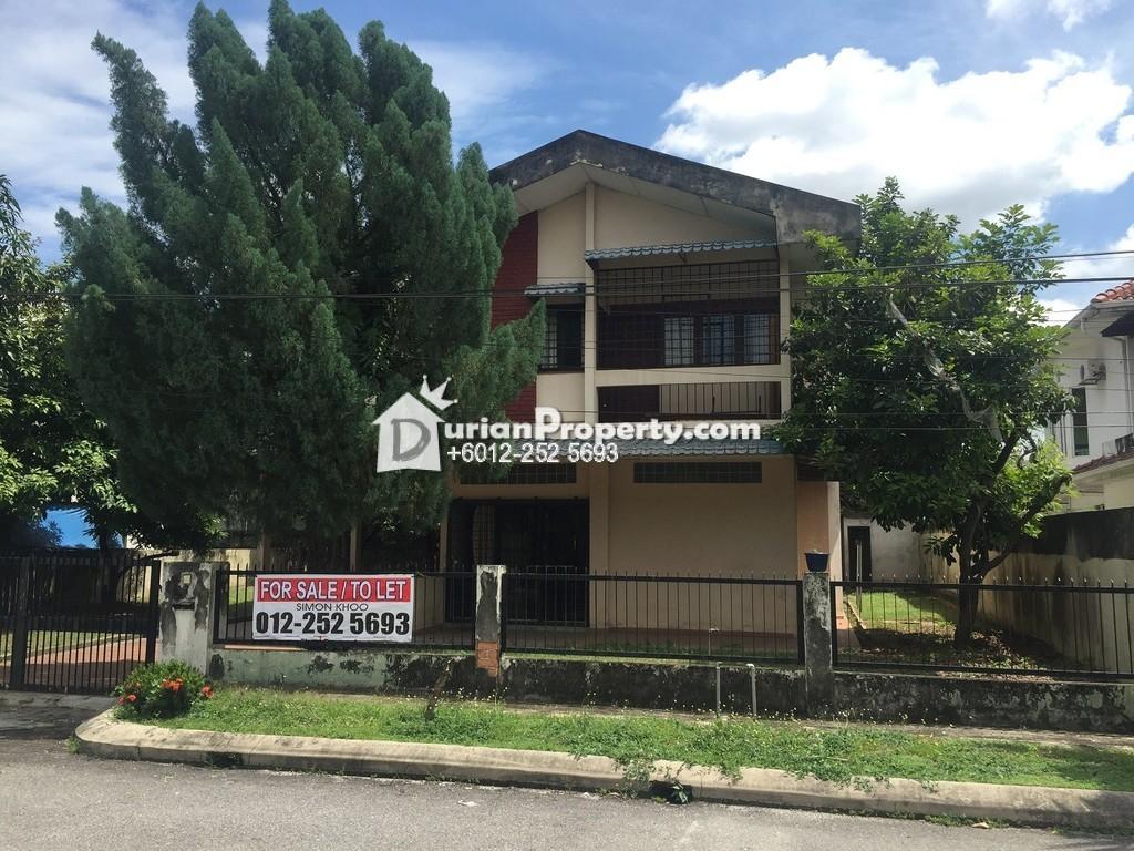 Bungalow House For Sale At Taman Tasik Titiwangsa