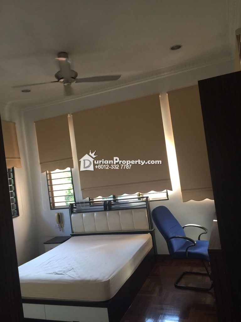 Bungalow House For Sale at Kota Kemuning, Shah Alam