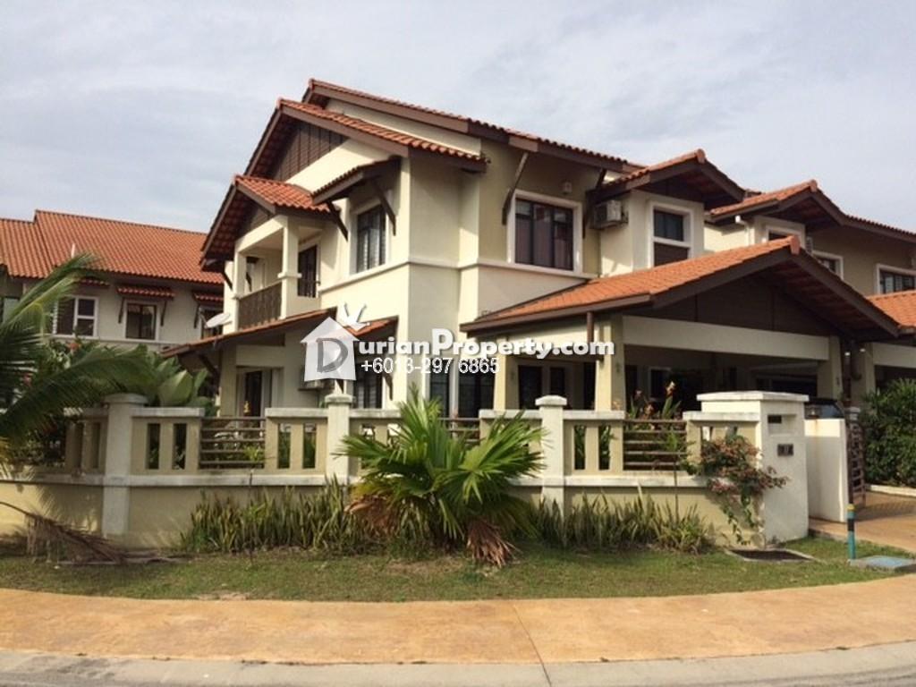 Superlink For Sale at Ukiran, Alam Impian