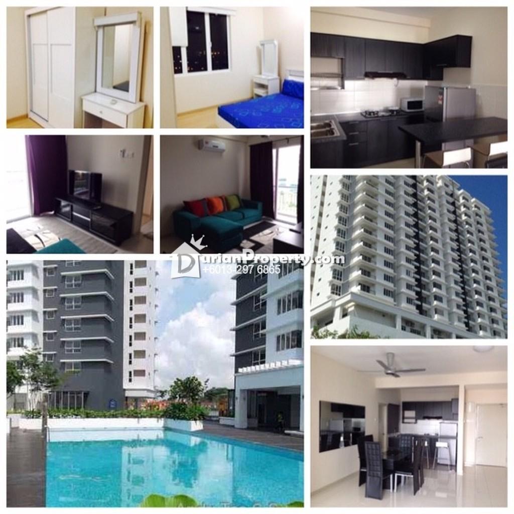Apartment For Sale at TTDI Adina, Shah Alam