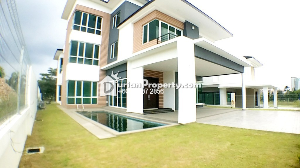 Bungalow House For Sale at D'Kayangan, Shah Alam