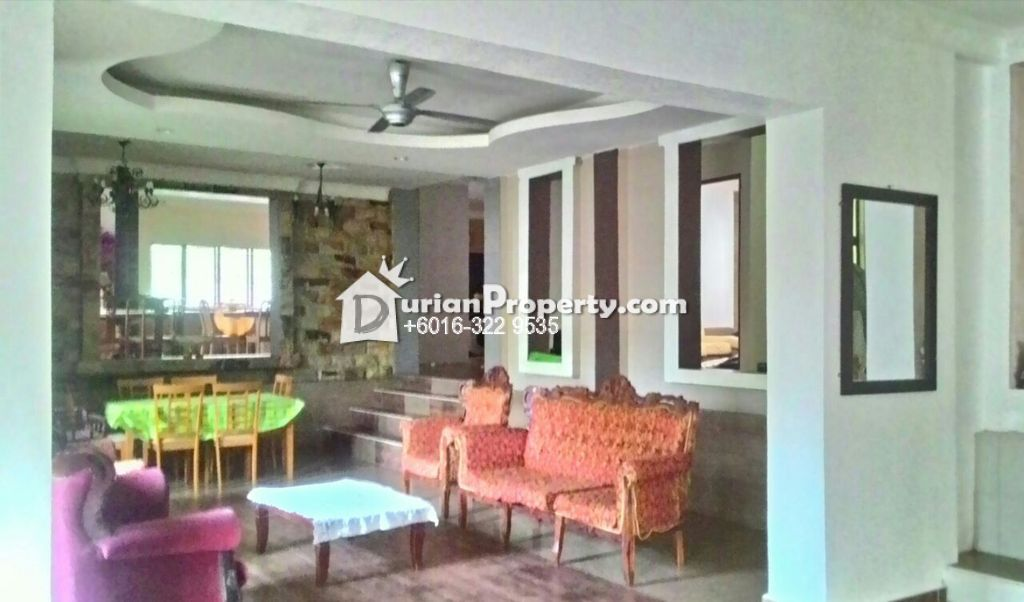 Bungalow House For Sale at Rasah Kemayan, Seremban 2