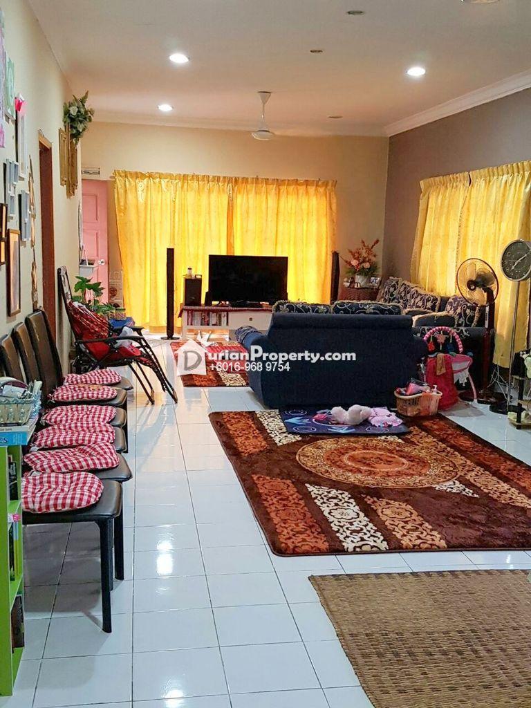 Bungalow House For Sale At Taman Kota Perdana Bandar