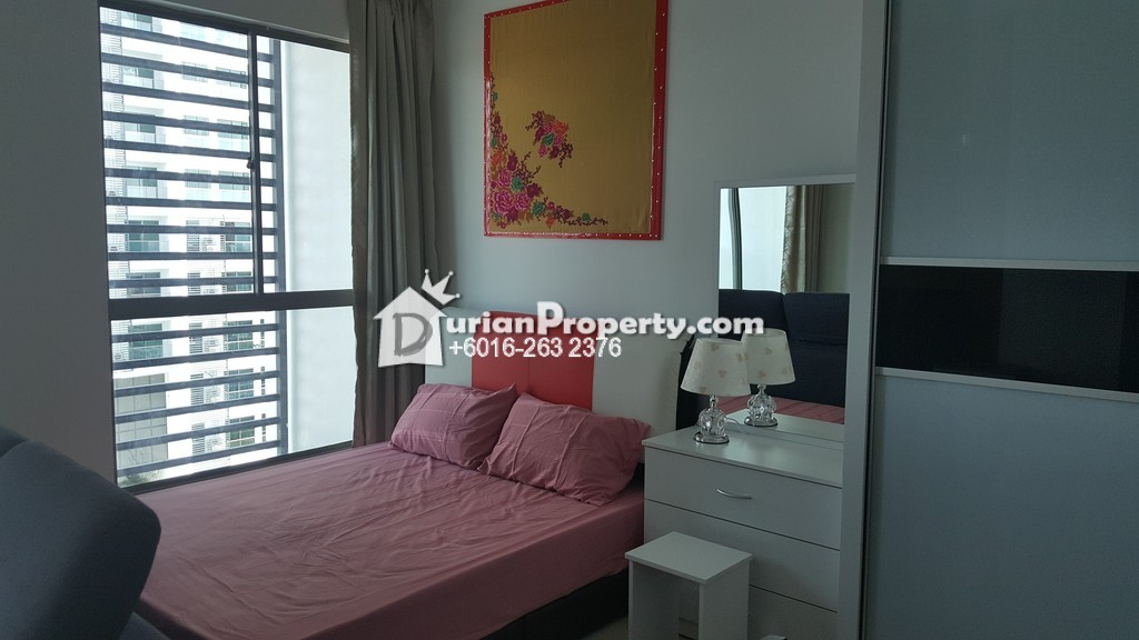 SOHO For Rent at D'Pulze, Cyberjaya