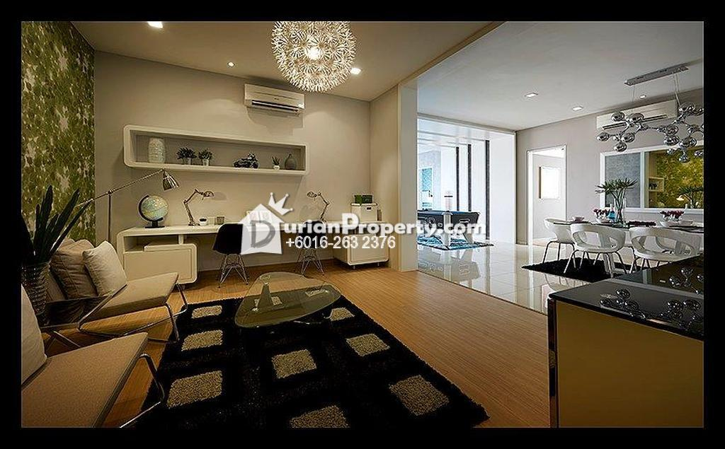 Condo For Sale at X2 Residency, Puchong