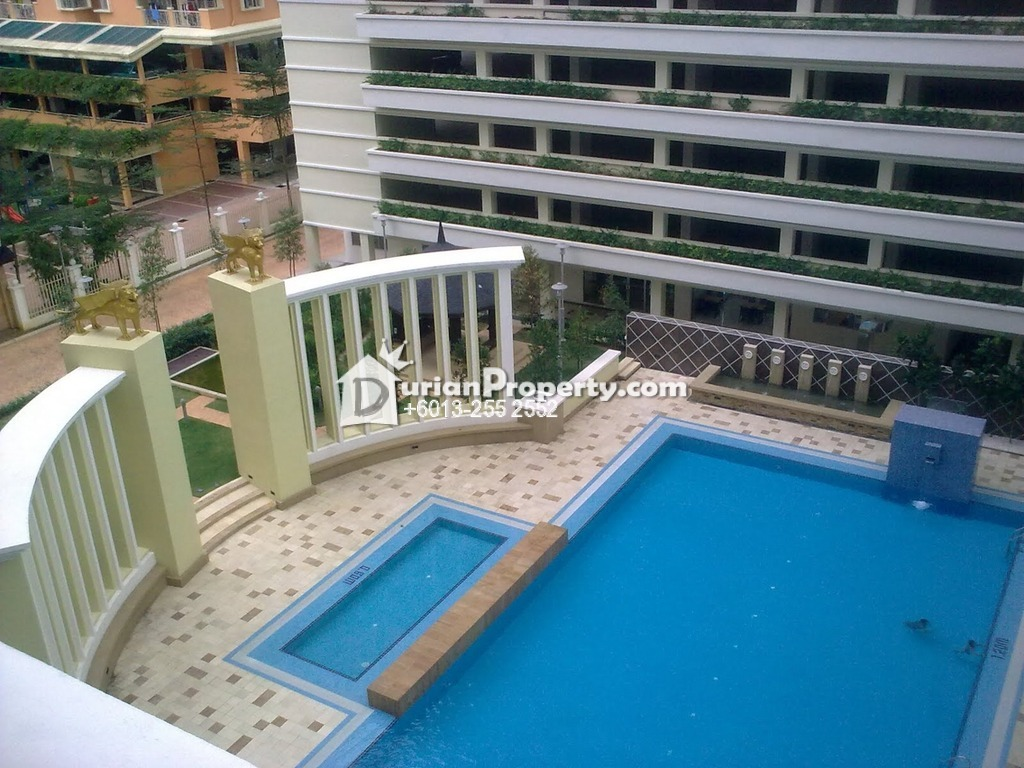 Condo For Sale at Platinum Hill PV8, Setapak