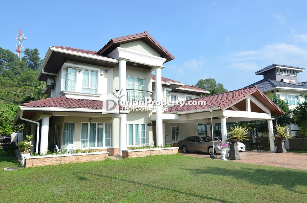 Bungalow house for sale at bandar tun hussein onn cheras for Bungalow house for sale