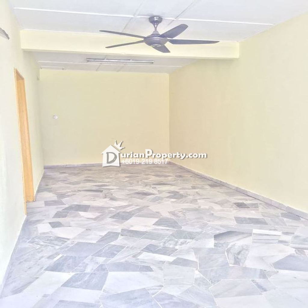 Terrace House For Sale at Taman Kajang Utama, Kajang
