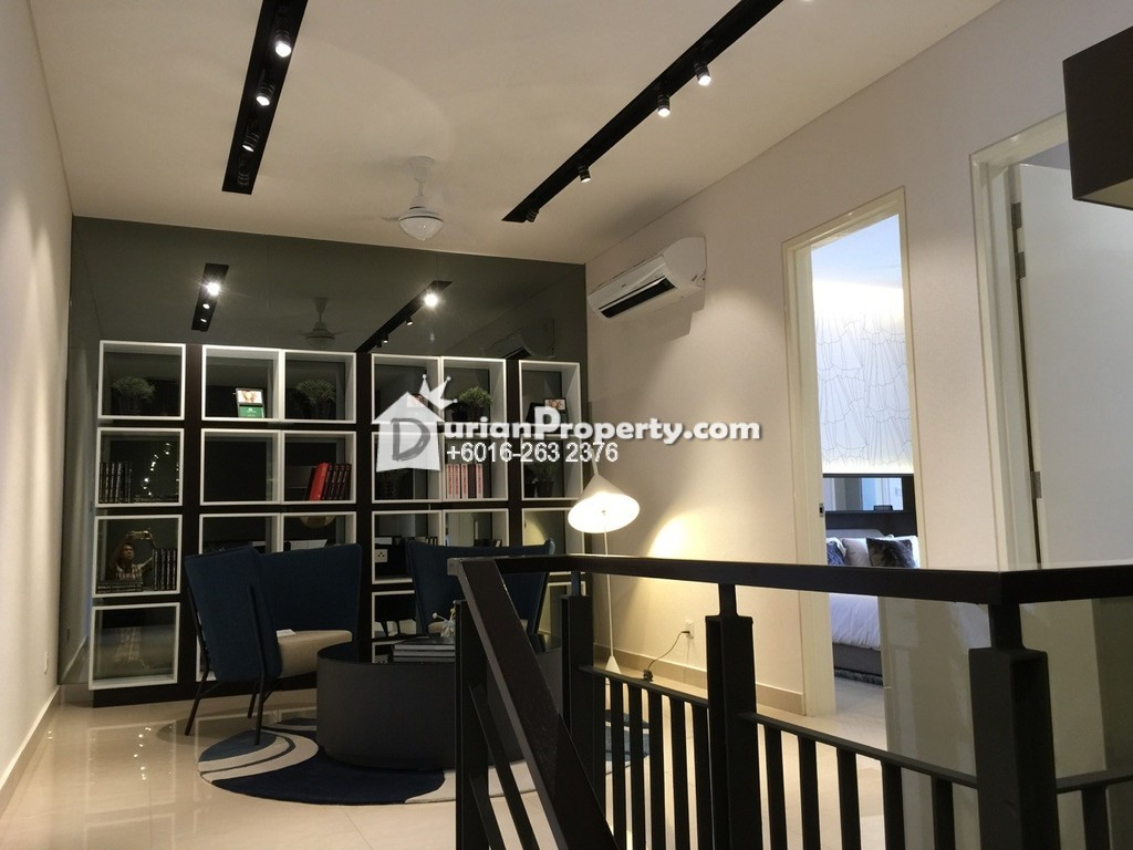 Terrace House For Sale at Andana @ D'Alpinia, Puchong