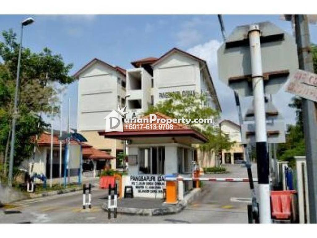 Apartment For Sale at Idaman Court, Bukit Rimau