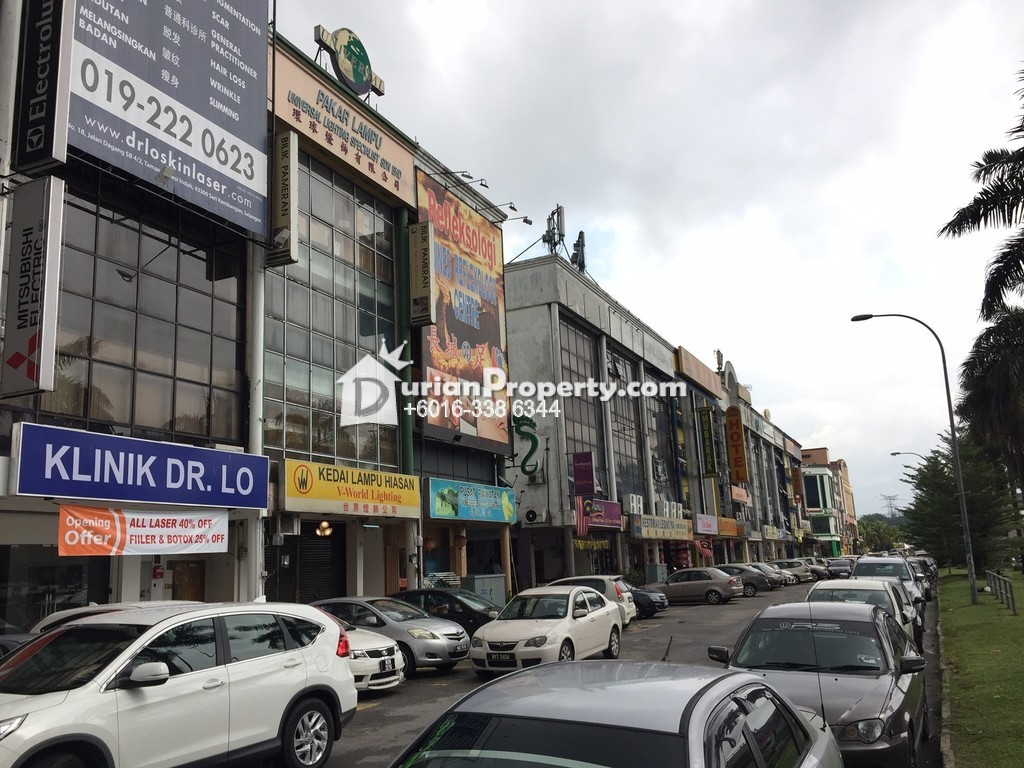 Shop For Sale at Pusat Perdagangan Seri Kembangan, Seri Kembangan