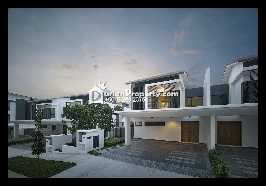 Semi D For Sale at Sejati Residences, Cyberjaya