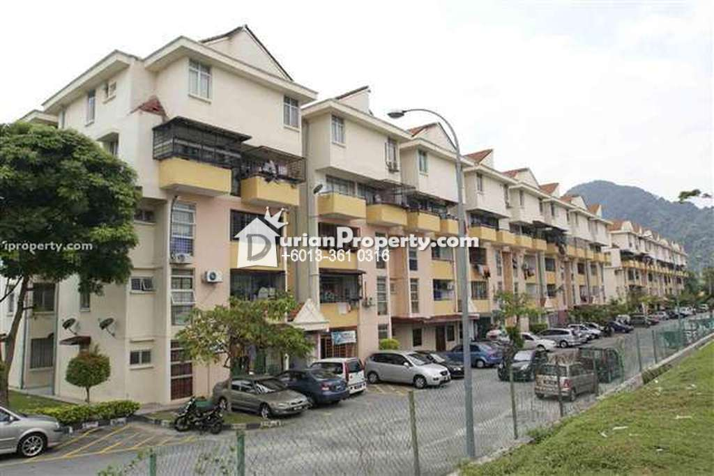 Apartment Duplex For Rent At Casmaria Batu Caves
