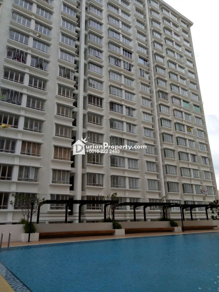 Apartment For Rent At Palm Garden Klang