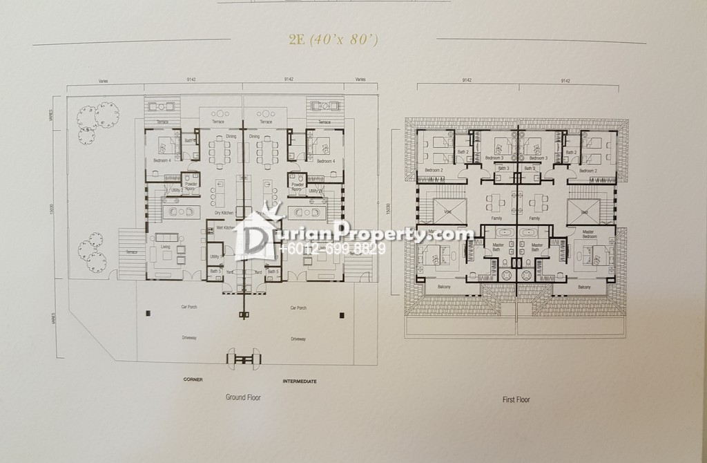 Semi D For Sale At Eco Majestic Semenyih For Rm 1 580 000 By Ethan Leong Durianproperty