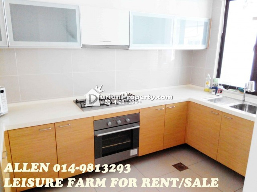 Terrace House For Sale at Leisure Farm Resort Residence, Nusajaya
