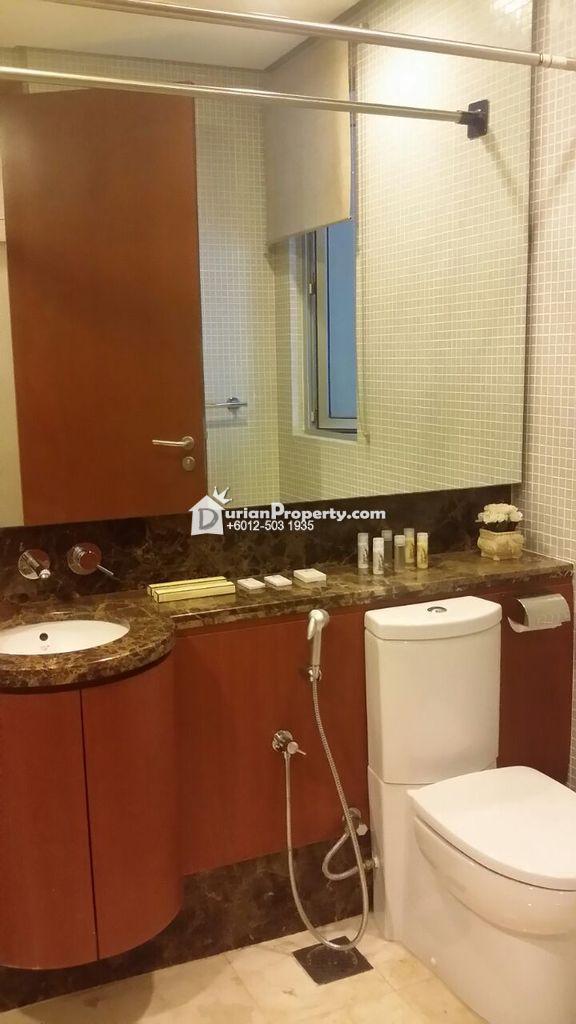 Condo For Rent at Dua Residency, KLCC
