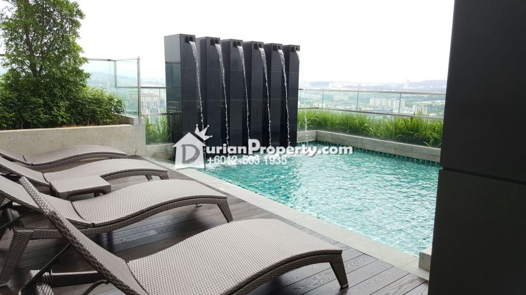 Serviced Residence For Rent at Icon City, Sungei Way