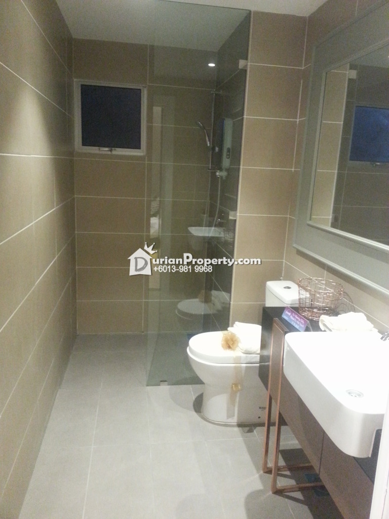 serviced residence for sale at gravit8 klang