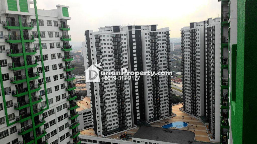 Apartment For Sale at Parklane OUG, Old Klang Road