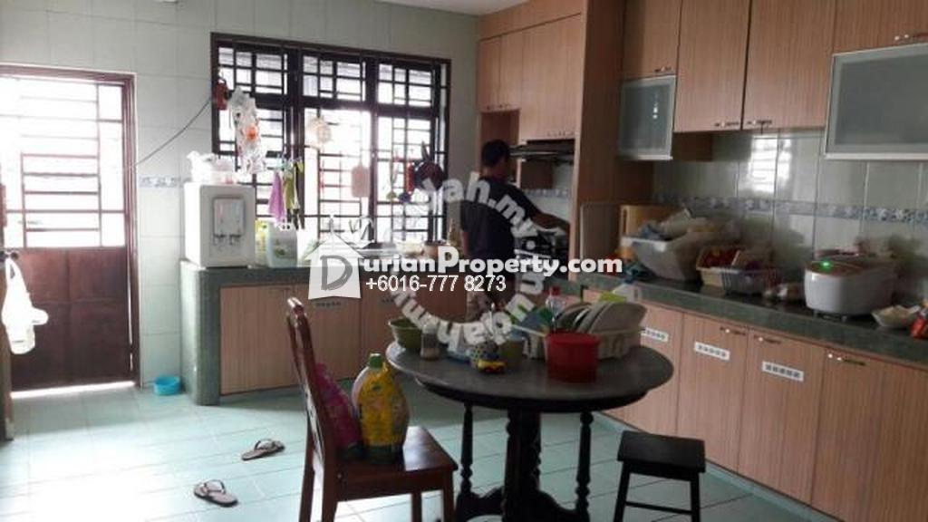 Terrace House For Sale at Taman Daya, Johor Bahru