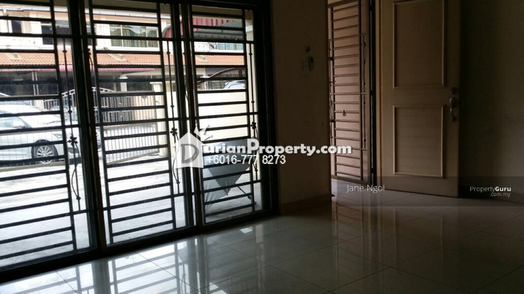 Terrace House For Rent at Taman Austin Boulevard, Johor Bahru