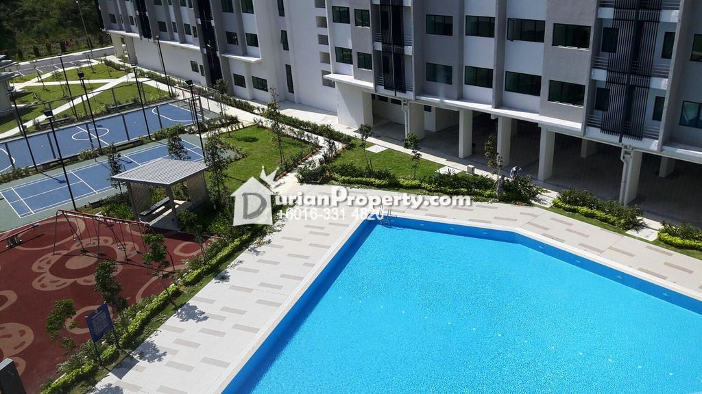 Apartment For Sale at Suria Rafflesia, Setia Alam