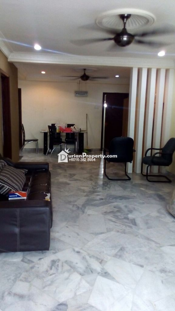 Shop Apartment For Sale at Taman Pusat Kepong, Kepong