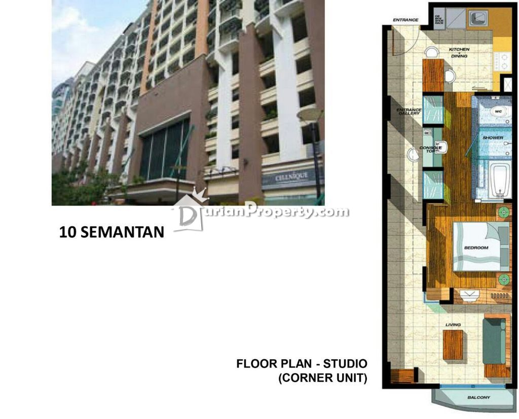 Condo For Sale At 10 Semantan Damansara Heights For Rm 380 000 By Jared Sim Durianproperty