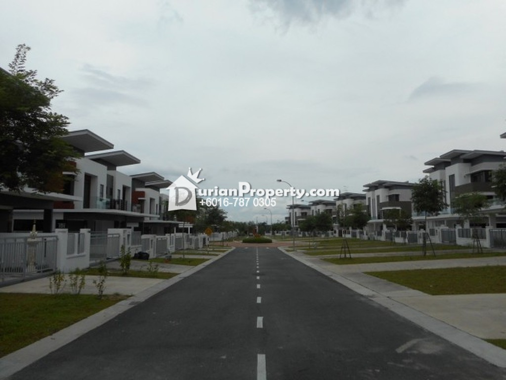 Semi D For Sale at Horizon Hills, Nusajaya