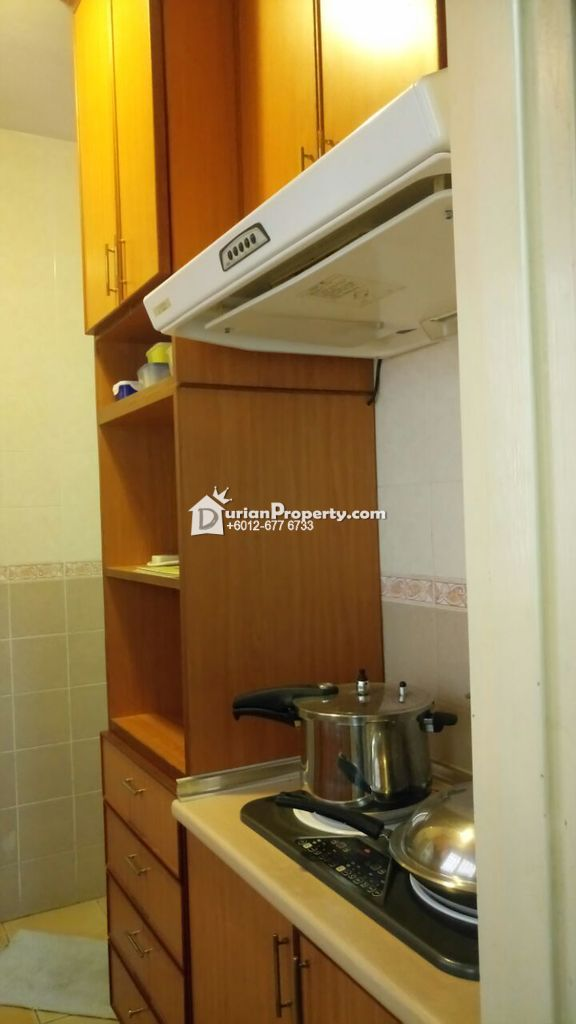 Condo For Rent at Ketumbar Hill, Cheras
