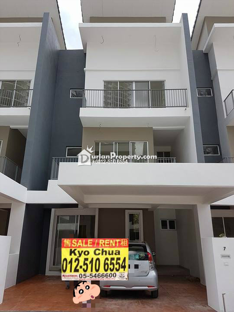 Crystal Creek Taiping Terrace House For