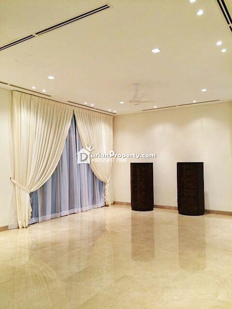 Bungalow House For Sale at The Residence, Mont Kiara