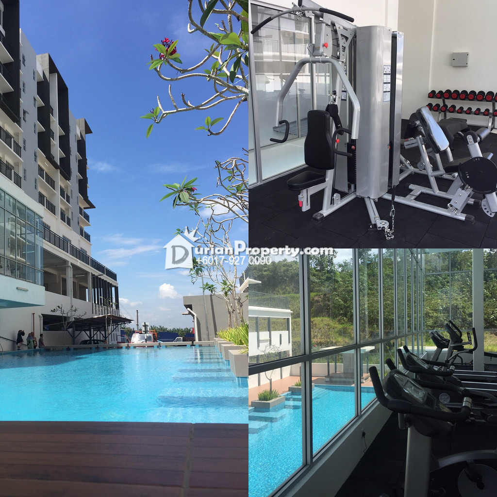 Condo For Rent At Hijauan Height Bangi For Rm 1 800 By
