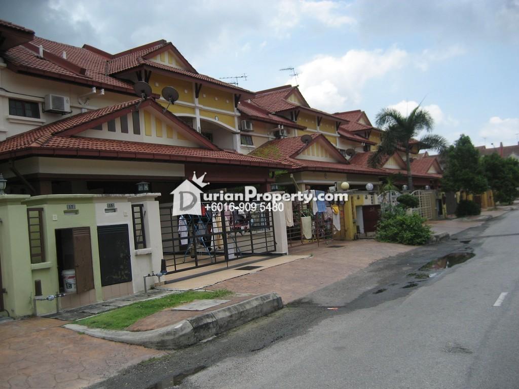 Terrace House For Sale at Taman Subang Murni, Subang
