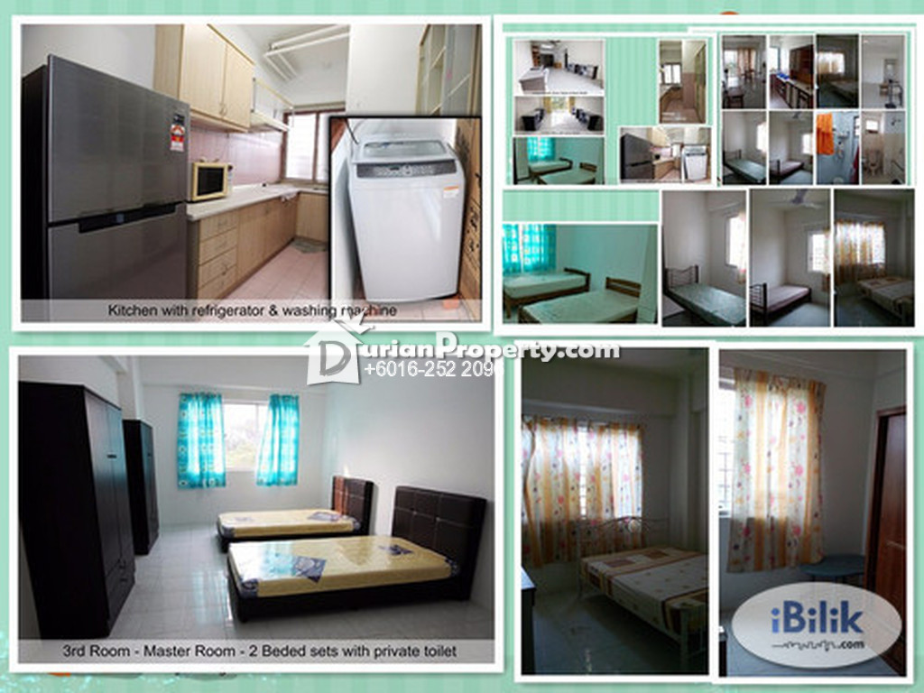 Condo Room for Rent at Forest Green, Bandar Sungai Long