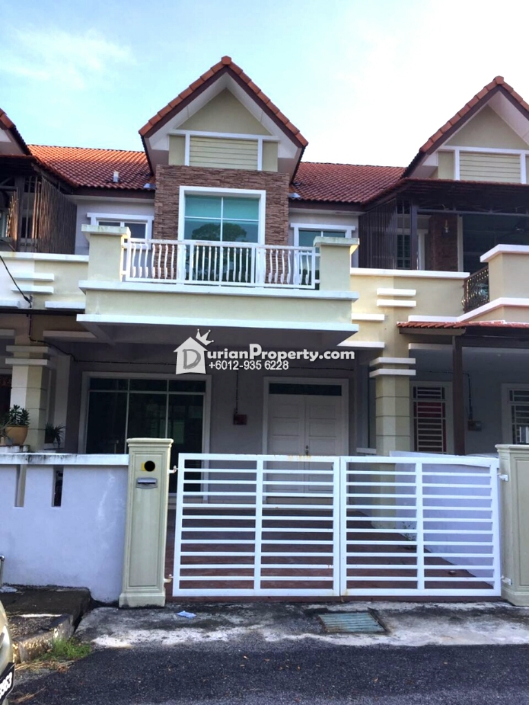 Terrace house for sale at balik pulau penang for rm for Terrace 9 penang
