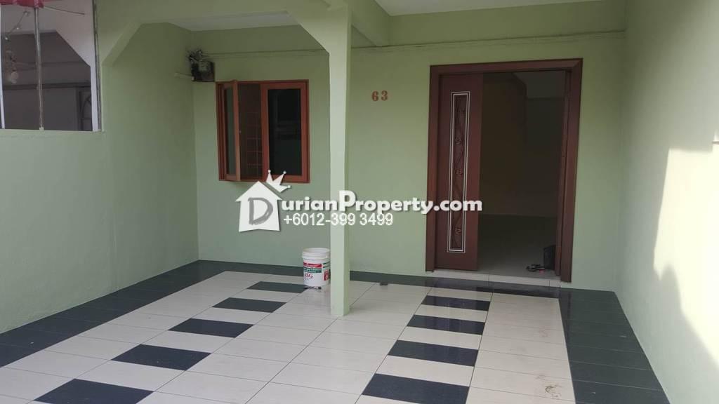 Terrace House For Sale at Taman Klang Utama, Klang