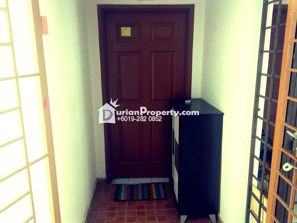 Apartment For Sale at Pangsapuri Beringin, Taman Gombak Permai