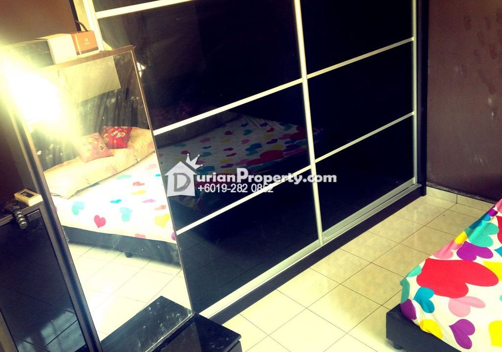 Apartment For Sale at Pangsapuri Beringin, Taman Gombak Permai