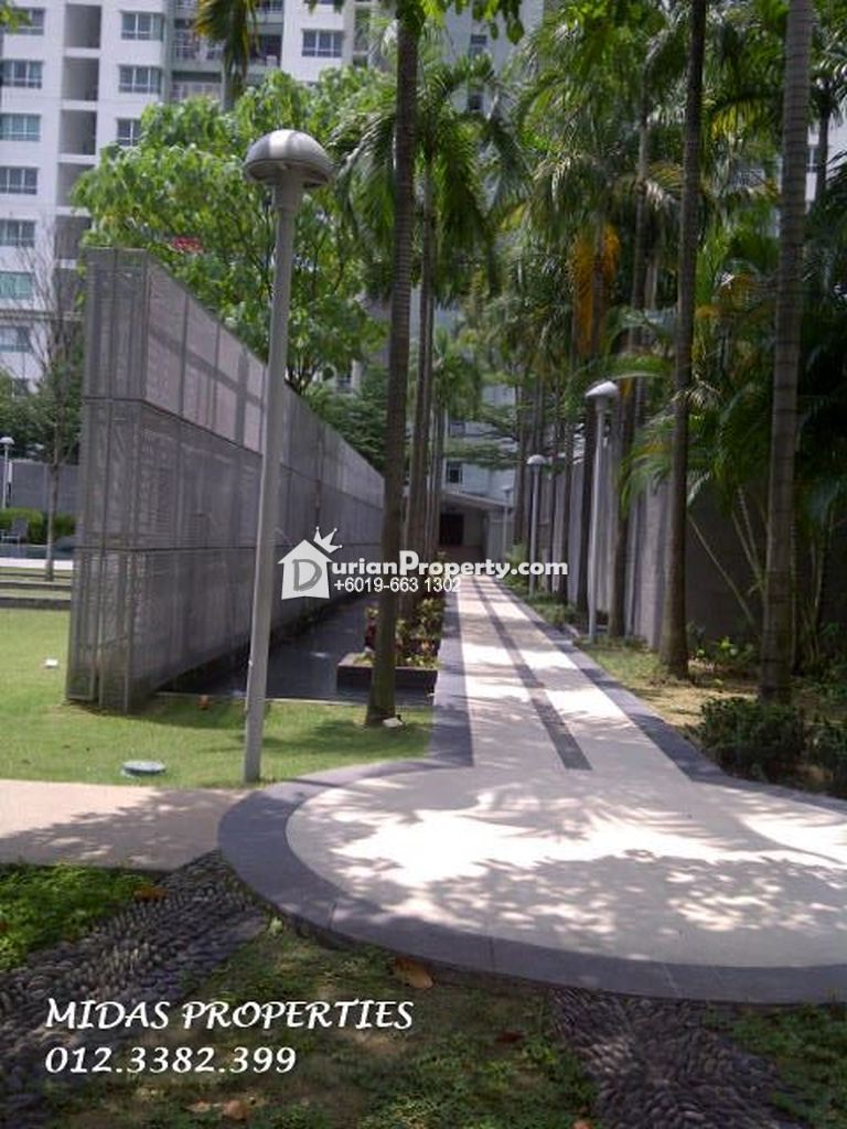 Condo For Rent at Metropolitan Square, Damansara Perdana