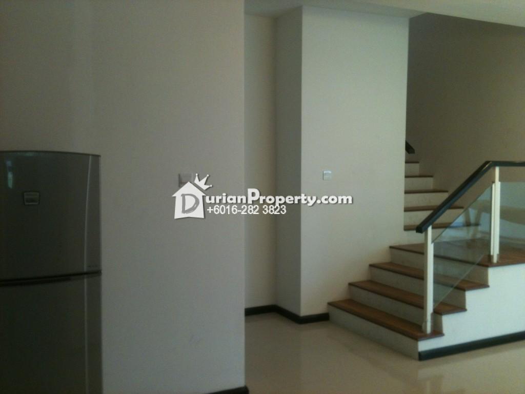 Townhouse Duplex For Sale at Mutiara Tropicana, Tropicana