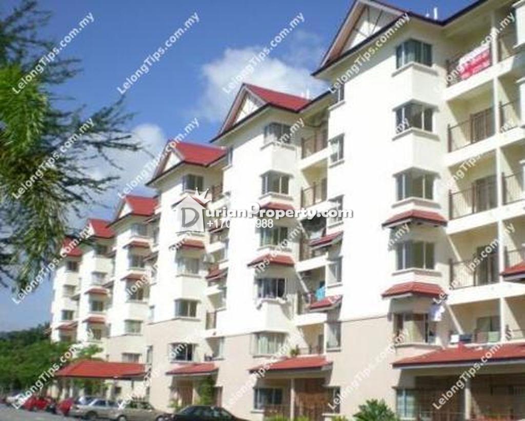 Apartment For Auction At Tropicana Bukit Merah Resort Taiping